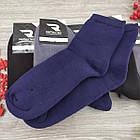 Носки мужские махровые однотонные высокие РефлексТекс 25-27р тёмное ассорти 20036805, фото 7