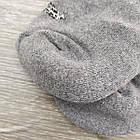 Носки мужские махровые средние новогодние GRAND 27-29р серые, фото 4