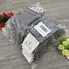 Носки мужские махровые средние новогодние GRAND 27-29р серые, фото 8