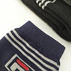 Носки мужские махровые средние спорт F 41-45р тёмное ассорти 20035129, фото 3