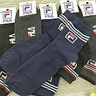 Носки мужские махровые средние спорт F 41-45р тёмное ассорти 20035129, фото 7