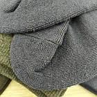 Носки мужские махровые средние спорт TH 41-45р тёмное ассорти 20034818, фото 9