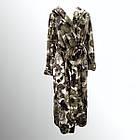 Халат женский на запах с капюшоном из Well Soft, Украина, р 50, цвета в ассортименте,, фото 2