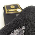 Носки мужские махровые, шерсть CARABELLI 39-41р чёрные 20034375, фото 5