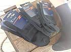 Чёрные мужские носки демисезонные Класик ® Черкасы Украина размер 29 лайкра НМД-051026, фото 4