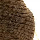 Шапка унисекс шерстяная с козырьком ONEILL черная 20038076, фото 4