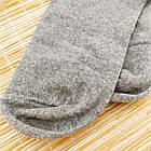 Носки женские демисезонные высокие с рисунком Рубеж-текс р.23-25 серые 20038328, фото 5