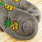 Женские носки махра зимние ТОП-ТАП Житомир Украина 23-25 размер ананас ассорти 20039615, фото 4