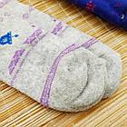 Женские носки махра зимние ТОП-ТАП Житомир Украина 23-25 размер колокольчик ассорти 20039578, фото 5