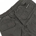 Штаны подростковые болоневые с подкладом и карманами BLV размер S-2XL черные 20037956, фото 4