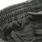 Штаны подростковые болоневые с подкладом и карманами BLV размер S-2XL черные 20037956, фото 7