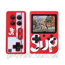 Портативна приставка Game Box Sup 400 ігор в 1 – можливість поринути в безтурботні дитячі роки.