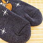 Женские носки с махрой ЖИТОМИР СТИЛЬ 23-25 ассорти бык 20039028, фото 2