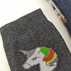 Женские носки с махрой ЖИТОМИР СТИЛЬ 23-25 ассорти единорог 20034290, фото 3