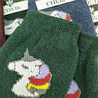 Женские носки с махрой ЖИТОМИР СТИЛЬ 23-25 ассорти единорог 20034290, фото 10