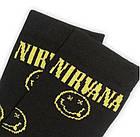 Носки с приколами демисезонные LOMM Premium 0221 Nirvana черные Украина размер 41-46 20035594, фото 4