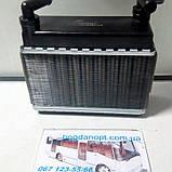 Радиатор отопителя салона автобус Богдан а-091,а-092,Эталон., фото 2