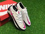 Бутси Nike Phantom GT футбольна взуття найк фантом, фото 5