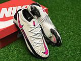 Бутсы Nike Phantom GT футбольная обувь найк фантом, фото 2