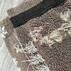 Носки женские махровые высокие Capitano 23-25р олень коричневый, фото 4