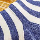 Носки женские махровые высокие полосатые Рубеж-текс 23-25р джинс 20038229, фото 3