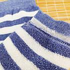 Носки женские махровые высокие полосатые Рубеж-текс 23-25р джинс 20038229, фото 5