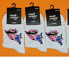 Носки с приколами демисезонные Neseli Coraplar Pink Lips 6011 Турция one size (37-44р) 20036102, фото 2