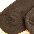 Носки женские махровые высокие с рисунком Рубеж-текс 23-25р олень черные 20038250, фото 5