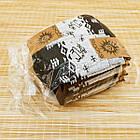Носки женские махровые высокие с рисунком Рубеж-текс 23-25р олень черные 20038250, фото 7
