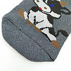 Носки женские махровые высокие,BEAUTY SOCKS, р23-25, быки ассорти 20037420, фото 3