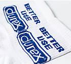 Носки с приколами демисезонные Rock'n'socks 444-75 DUREX Украина one size (37-44р) 20033613, фото 4