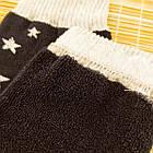 Носки женские махровые новогодние высокие Добра Пара 23-25р медведь тёмно-синие 20038953, фото 7