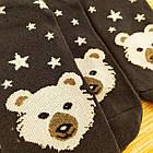 Носки женские махровые новогодние высокие Добра Пара 23-25р медведь тёмно-синие 20038953, фото 10