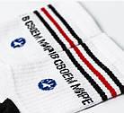 Носки с приколами демисезонные Rock'n'socks 455-04 В своем мире Украина one size (37-44р) 20033637, фото 2