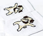 Носки с приколами демисезонные Rock'n'socks 455-12 Дэб Собака Украина one size (37-44р) 20033644, фото 2