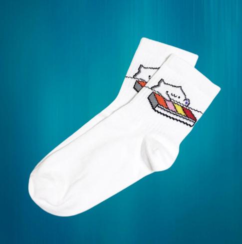 Носки с приколами демисезонные Rock'n'socks 455-38 Украина one size (37-44р) 20033927