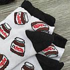 Носки с приколами демисезонные короткие Neseli Coraplar 5857 Nutella Турция one size (37-44р) 20036263, фото 7