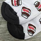 Носки с приколами демисезонные короткие Neseli Coraplar 5857 Nutella Турция one size (37-44р) 20036263, фото 8