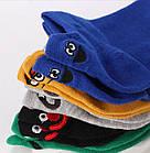 Носки с приколами демисезонные короткие Neseli Coraplar Emoji Sax Embroidered 7408 Турция one size (37-44р), фото 5