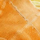 Колготки детские махровые с рисунком MALVA 480 18р персиковые в горох 20038755, фото 5