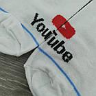 Носки с приколами демисезонные короткие Rock'n'socks 445-26 Украина one size (37-44р) 20033712, фото 4