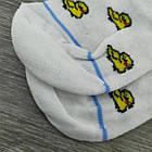 Носки с приколами демисезонные короткие Rock'n'socks 445-28 Украина one size (37-44р) 20033774, фото 4