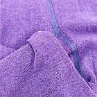 Колготки женские демисезонные хлопковые, LADY, 350ден, размер 1 (рост 152-164), фиолетовые, 20031565, фото 5