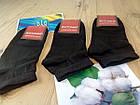 Носки чёрные женские демисезонные х/б Житомир 35-41 НЖД-02922, фото 2