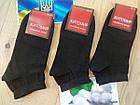 Носки чёрные женские демисезонные х/б Житомир 35-41 НЖД-02922, фото 6