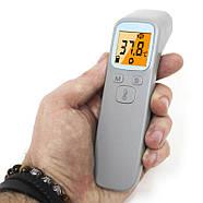 Универсальный бесконтактный термометр  JETIX Sunphor c инфракрасным измерением и калибровкой температуры, фото 3