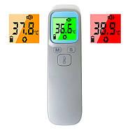 Универсальный бесконтактный термометр  JETIX Sunphor c инфракрасным измерением и калибровкой температуры, фото 4
