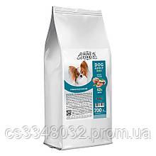 Home Food DOG ADULT MINI   «Форель с рисом» гипоаллергенный корм для собак мелких пород  700г