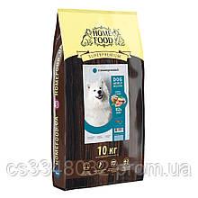 Home Food DOG ADULT MEDIUM   «Форель с рисом» гипоаллергенный корм для собак средних пород  10кг