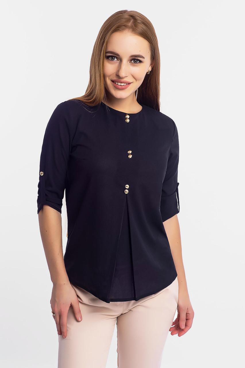 Нарядная женская блузка Levis, черный